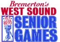 Bremerton's West Sound Senior Games logo
