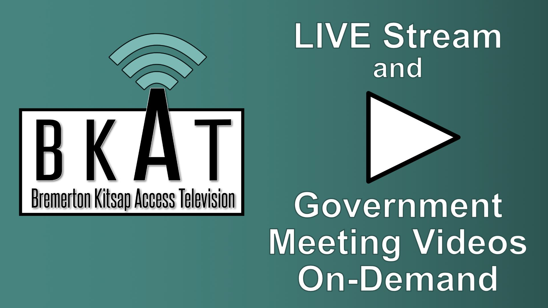 BKAT Livestream and Video Archive
