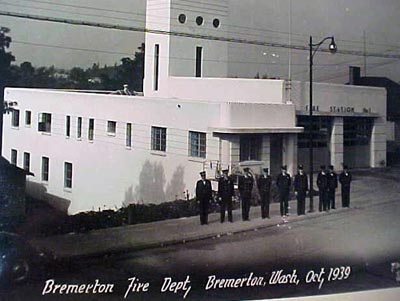 Fire Department 1939