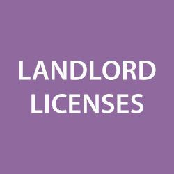 Landlord Licenses