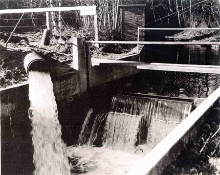 Early Water System